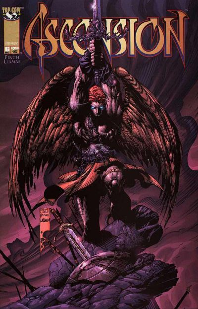 Cover for Ascension (Image, 1997 series) #6