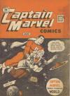 Cover for Captain Marvel Comics (Anglo-American Publishing Company Limited, 1942 series) #v4#5