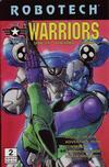 Cover for Robotech Warriors (Academy Comics Ltd., 1994 series) #2