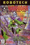 Cover for Robotech Warriors (Academy Comics Ltd., 1994 series) #3
