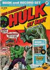 Cover Thumbnail for The Incredible Hulk at Bay! [Book and Record Set] (1974 series) #PR11