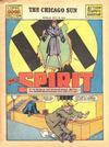 Cover for The Spirit (Register and Tribune Syndicate, 1940 series) #7/23/1944