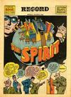 Cover for The Spirit (Register and Tribune Syndicate, 1940 series) #8/8/1943