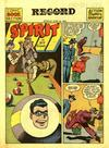 Cover for The Spirit (Register and Tribune Syndicate, 1940 series) #6/25/1944