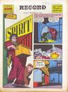 Cover for The Spirit (Register and Tribune Syndicate, 1940 series) #12/10/1944