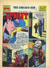 Cover for The Spirit (Register and Tribune Syndicate, 1940 series) #10/14/1945