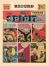 Cover for The Spirit (Register and Tribune Syndicate, 1940 series) #6/23/1940