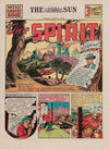 Cover for The Spirit (Register and Tribune Syndicate, 1940 series) #7/7/1940