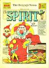 Cover for The Spirit (Register and Tribune Syndicate, 1940 series) #7/28/1940