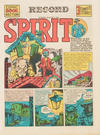 Cover for The Spirit (Register and Tribune Syndicate, 1940 series) #8/4/1940