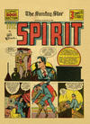 Cover for The Spirit (Register and Tribune Syndicate, 1940 series) #8/11/1940