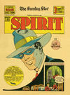 Cover for The Spirit (Register and Tribune Syndicate, 1940 series) #8/25/1940