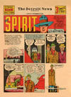 Cover for The Spirit (Register and Tribune Syndicate, 1940 series) #11/17/1940