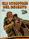 Cover for Gli Scorpioni del deserto (Arnoldo Mondadori Editore, 1978 series) #[nn]