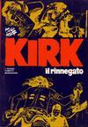 Cover for Kirk il rinnegato (Arnoldo Mondadori Editore, 1975 series) #[nn]