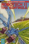 Cover for Robotech II: The Sentinels The Malcontent Uprisings (Malibu, 1989 series) #2