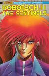 Cover for Robotech II: The Sentinels The Malcontent Uprisings (Malibu, 1989 series) #8
