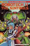 Cover for Robotech II: The Sentinels The Malcontent Uprisings (Malibu, 1989 series) #9