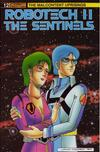 Cover for Robotech II: The Sentinels The Malcontent Uprisings (Malibu, 1989 series) #12