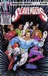 Cover for Scavengers (Triumphant, 1993 series) #1