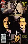 Cover for The X-Files: Season One (Topps, 1997 series) #Beyond The Sea