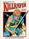 Cover for Marvel Graphic Novel (Marvel, 1982 series) #7 - Killraven, Warrior of the Worlds