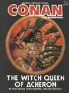 Cover for Marvel Graphic Novel (Marvel, 1982 series) #19 - Conan the Barbarian: The Witch Queen of Acheron