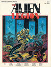 Cover for Marvel Graphic Novel: The Alien Legion -- A Grey Day to Die (Marvel, 1986 series)