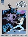 Cover for Marvel Graphic Novel: Predator and Prey (Marvel, 1988 series) #[nn]