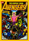 Cover for Avengers: The Korvac Saga (Marvel, 1991 series)