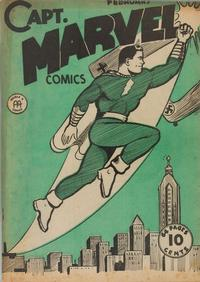 Cover Thumbnail for Captain Marvel Comics (Anglo-American Publishing Company Limited, 1942 series) #v1#2