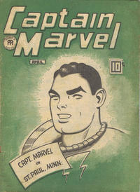 Cover Thumbnail for Captain Marvel Comics (Anglo-American Publishing Company Limited, 1942 series) #v4#4