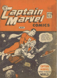 Cover Thumbnail for Captain Marvel Comics (Anglo-American Publishing Company Limited, 1942 series) #v4#5