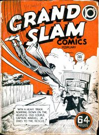 Cover Thumbnail for Grand Slam Comics (Anglo-American Publishing Company Limited, 1941 series) #v2#3 [15]