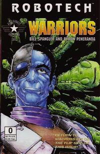 Cover Thumbnail for Robotech Warriors (Academy Comics Ltd., 1994 series) #0