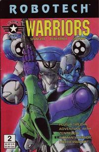 Cover Thumbnail for Robotech Warriors (Academy Comics Ltd., 1994 series) #2