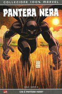Cover Thumbnail for 100% Marvel: Pantera Nera (Panini, 2005 series)