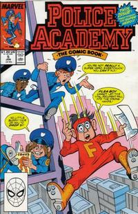Cover Thumbnail for Police Academy (Marvel, 1989 series) #5