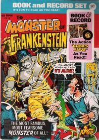 Cover Thumbnail for The Monster of Frankenstein [Book and Record Set] (Peter Pan, 1974 series) #PR14