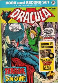 Cover Thumbnail for Dracula: Terror in the Snow! [Book and Record Set] (Peter Pan, 1974 series) #PR15