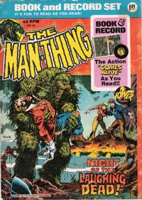 Cover Thumbnail for The Man-Thing: Night of the Laughing Dead! [Book and Record Set] (Peter Pan, 1974 series) #PR16