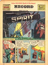 Cover Thumbnail for The Spirit (Register and Tribune Syndicate, 1940 series) #5/2/1943