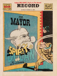 Cover Thumbnail for The Spirit (Register and Tribune Syndicate, 1940 series) #3/15/1942