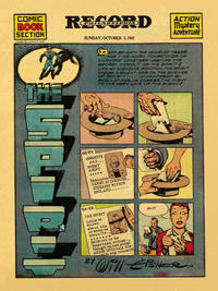 Cover Thumbnail for The Spirit (Register and Tribune Syndicate, 1940 series) #10/5/1941