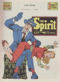Cover Thumbnail for The Spirit (Register and Tribune Syndicate, 1940 series) #12/1/1940