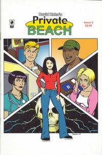Cover Thumbnail for Private Beach (Slave Labor, 2001 series) #5