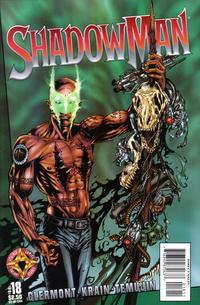 Cover Thumbnail for Shadowman (Acclaim / Valiant, 1997 series) #18