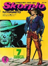 Cover Thumbnail for Skorpio (Eura Editoriale, 1977 series) #v2#25