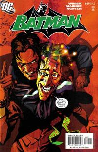Cover Thumbnail for Batman (DC, 1940 series) #649