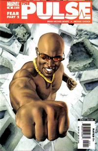 Cover Thumbnail for The Pulse (Marvel, 2004 series) #12
